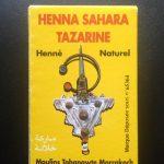 Henné Sahara Tazarine Le henné, une coloration végétale 100 % naturelle qui est aussi un soin capillaire Copyright Moon_Artistik
