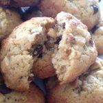 Cookies fondants et croquants, aux noix de pécan et aux deux chocolats