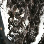 Gel de lin à la cannelle, pour hydrater les cheveux secs ou frisés, bouclés