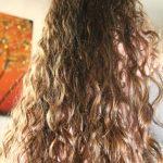 Gel de lin à la cannelle, pour hydrater les cheveux secs ou frisés bouclés