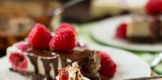 Cheesecake aux fruits recette végan