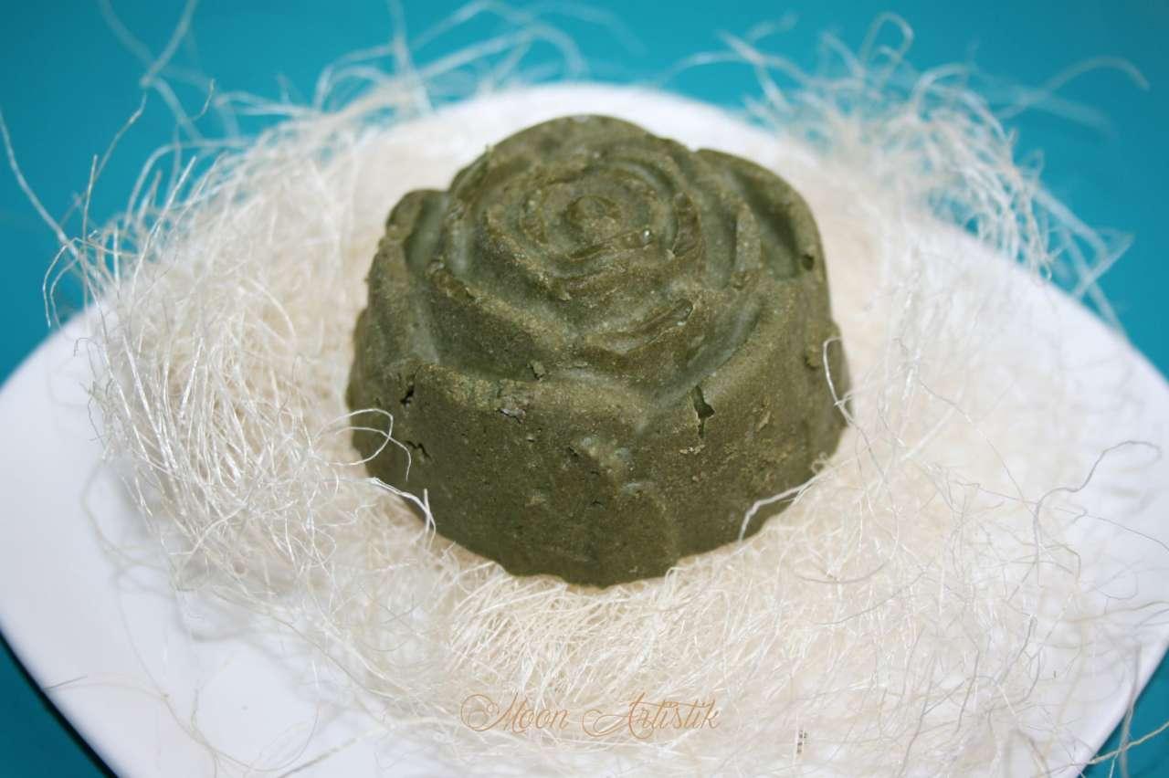 Shampoing solide DIY « Beauty care » totalement « cruelty free », activateur de pousse et fortifiant