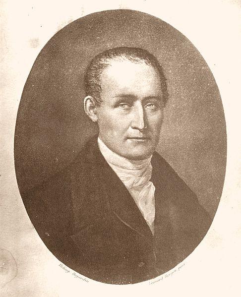 Joseph Nicéphore Niépce. Source: domaine public.