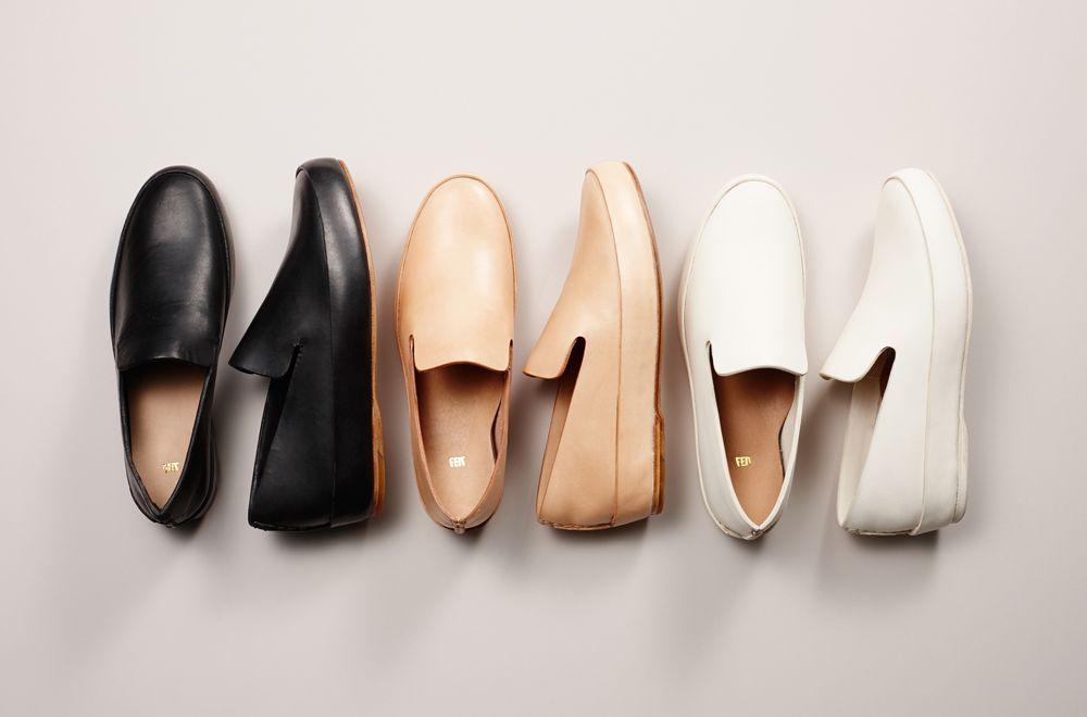 3 - Chaussures FEIT - pantoufle hero