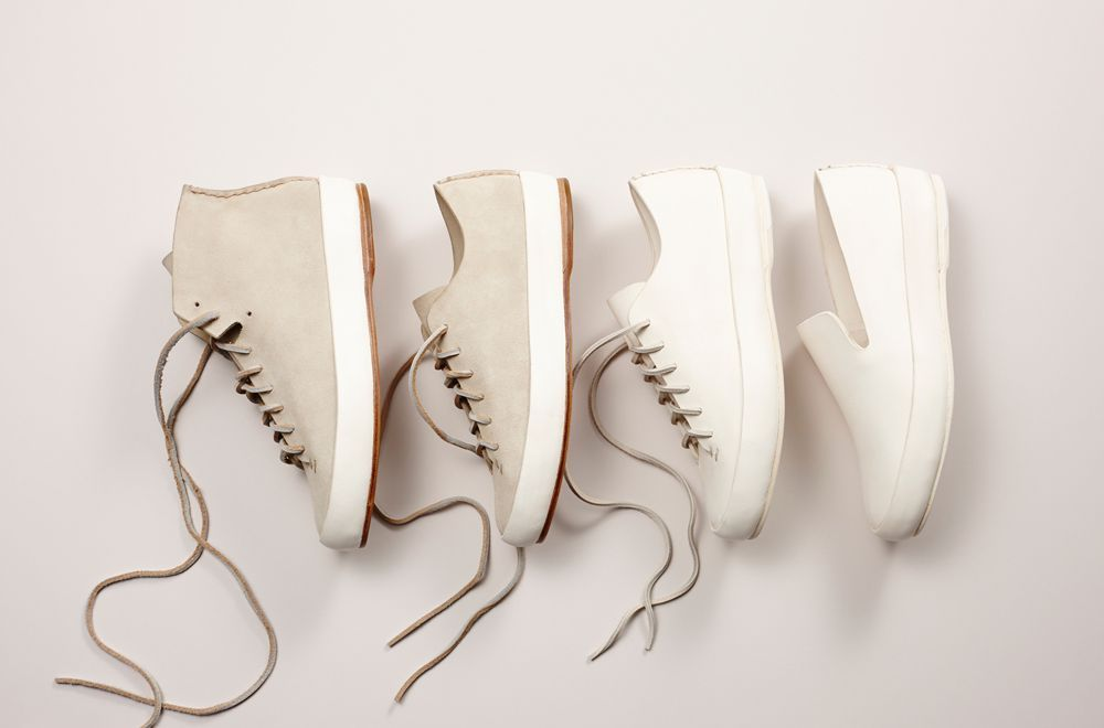 8 - Chaussures FEIT - greige white hero