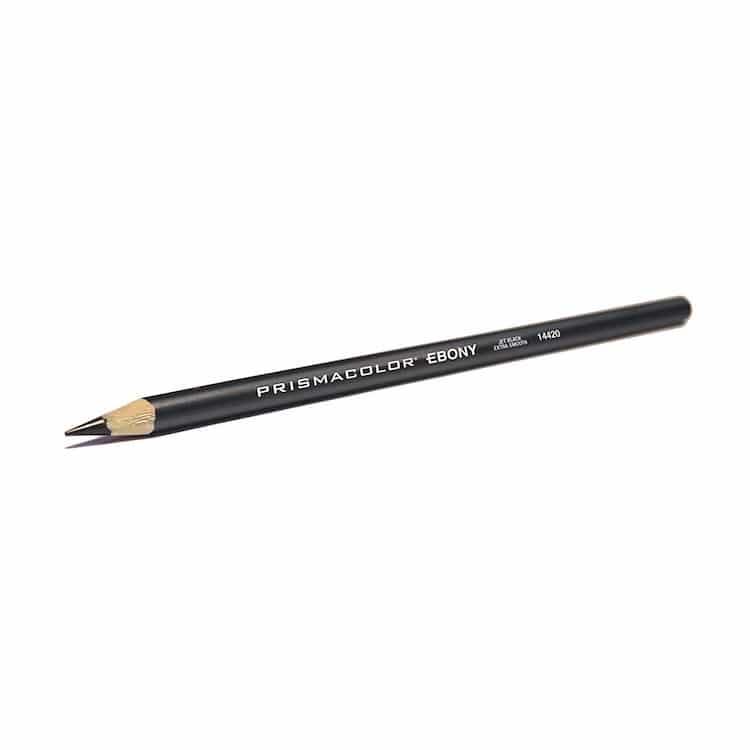 Crayon à dessin Prismacolor Ebony Graphite