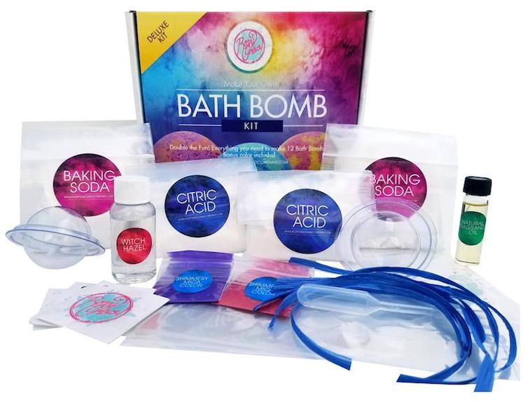 Kit de bombe de bain par The Roxy Grace Company