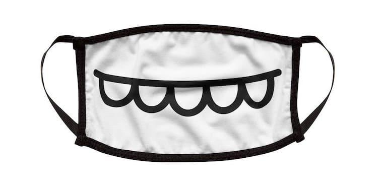Où acheter un masque facial en tissu