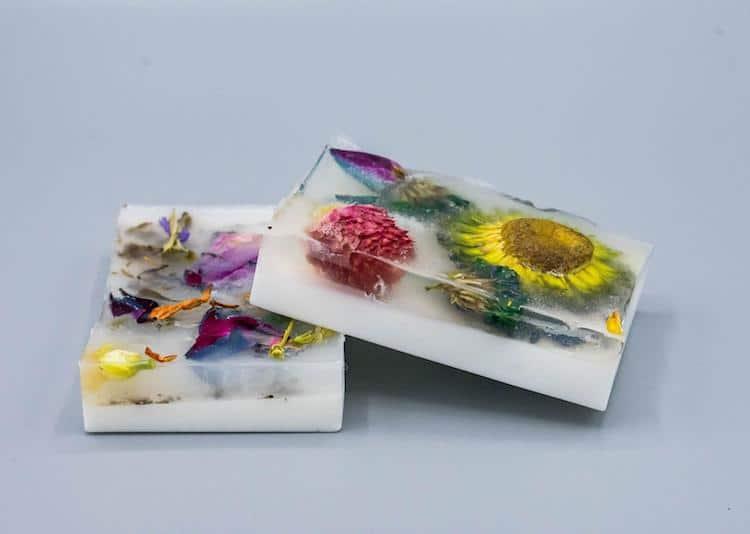 Kit de fabrication de savon DIY par The Hobbyist Box