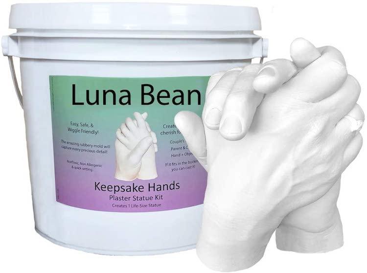 Kit de coulée à la main par Luna Bean