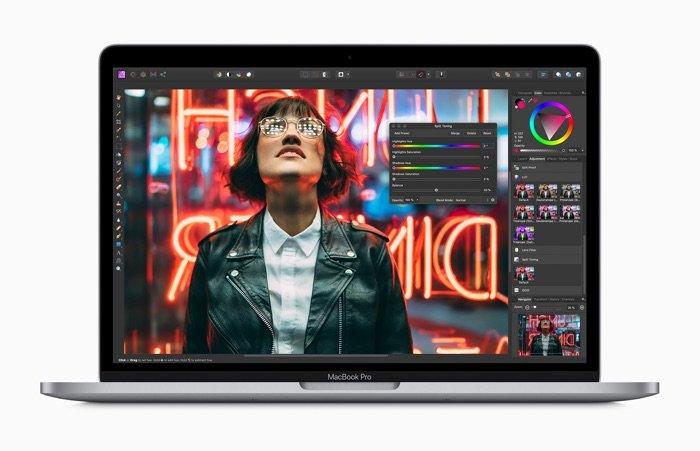 MacBook Pro 13 pouces 2020