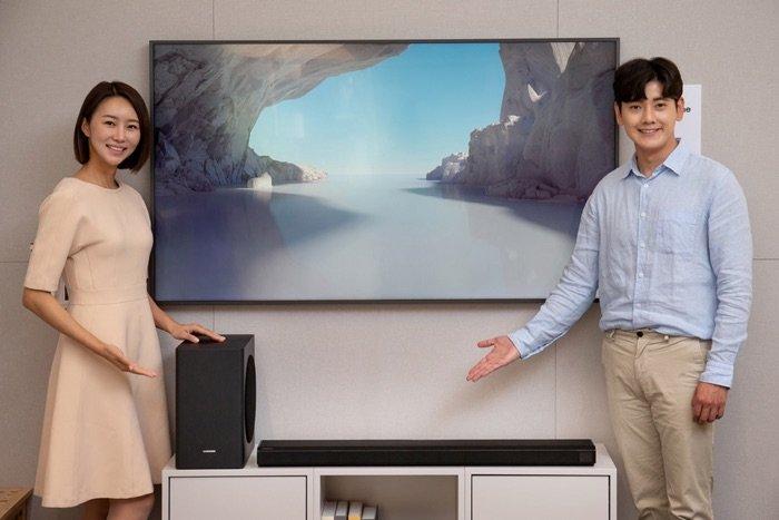 Barres de son Samsung 2020