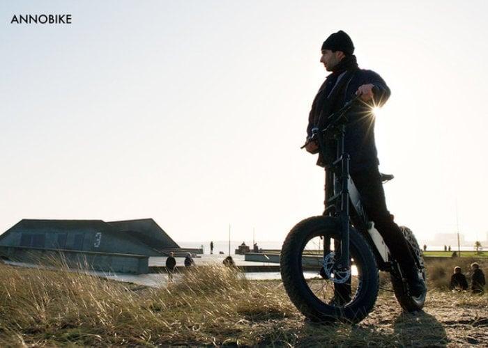 Vélo électrique Annobike