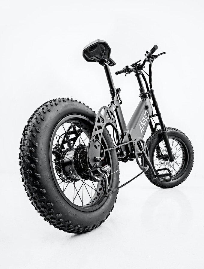 Vélos électriques Annobike