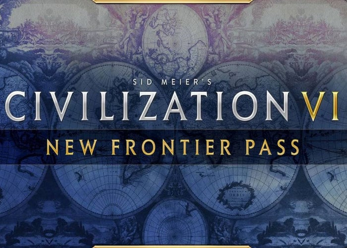 Civilisation VI New Frontier Pass