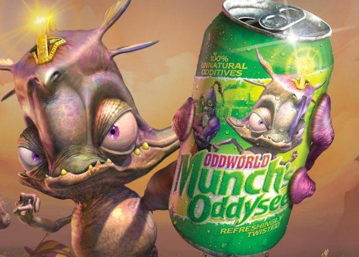 Jeu Oddysee d'Oddworld Munch