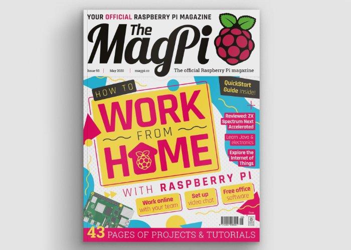 Magazine Raspberry Pi