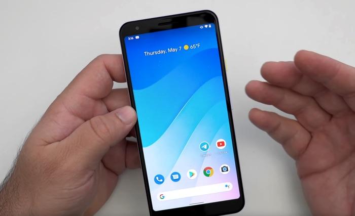 Aperçu du développeur Android 11