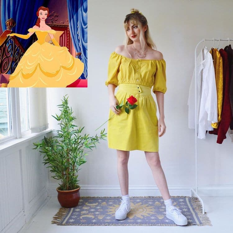 Comment porter des vêtements vintage