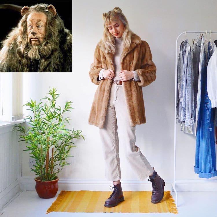 Le style des vêtements vintage révèle comment les personnages de dessins animés s'habilleraient IRL