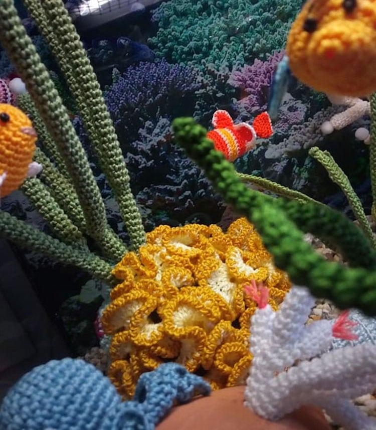 Amigurumi Crochet Fish