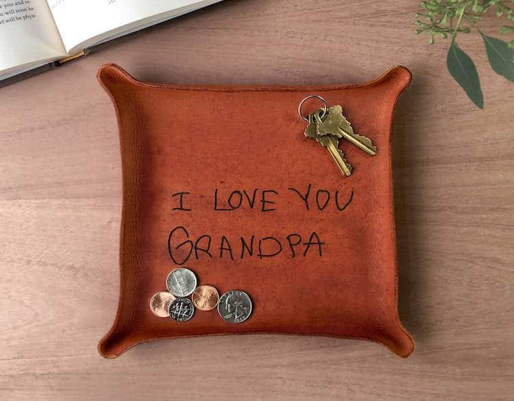 Cadeaux de fête des pères pour grand-père