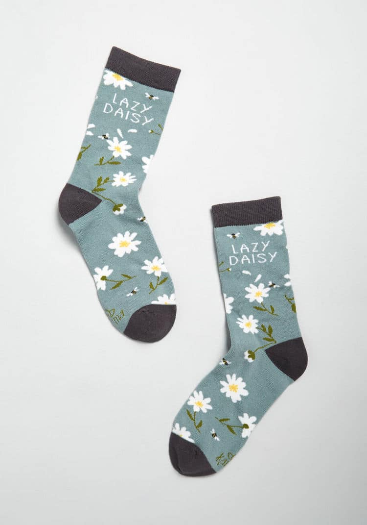Chaussettes Daisy
