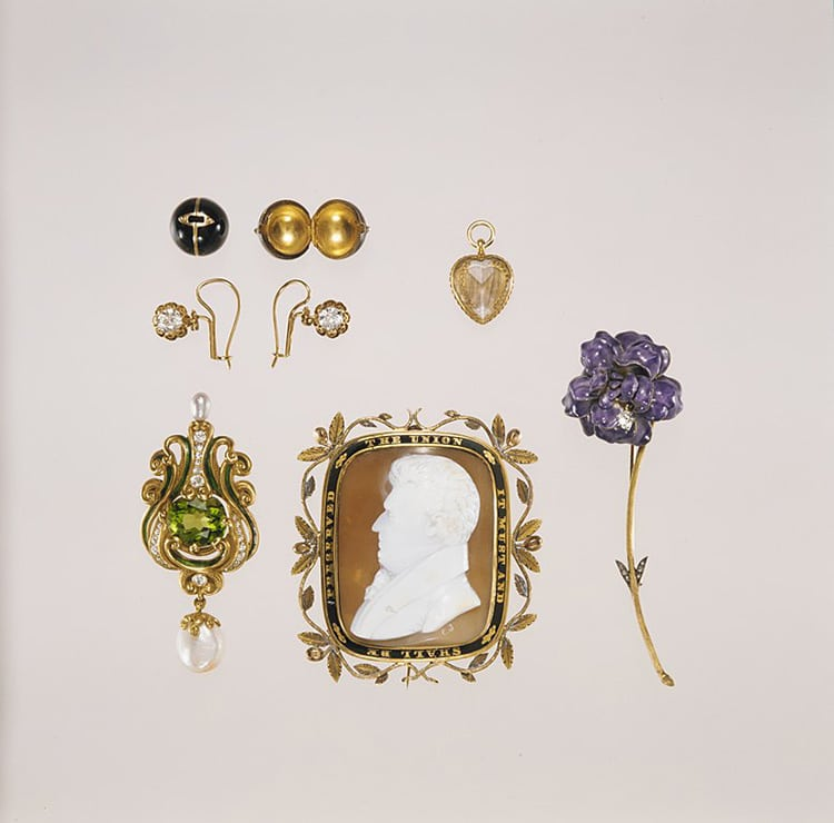 Collection Camée du XVIIIe siècle