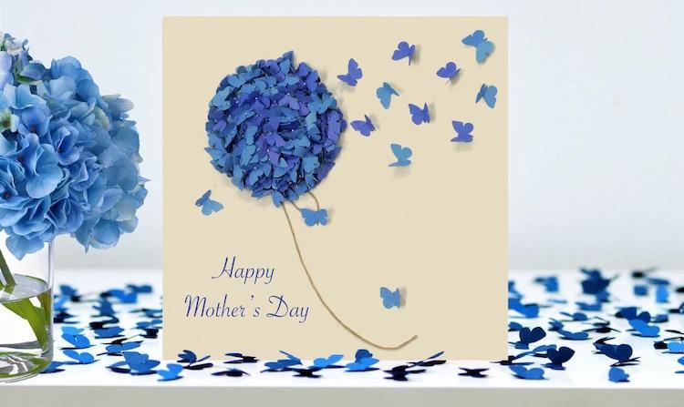 Cartes de voeux pour la fête des mères