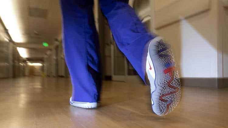 Dons de l'hôpital Nike Air Zoom Pulse