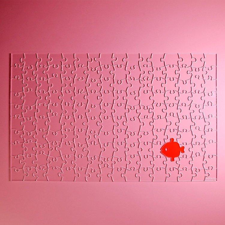 Puzzle acrylique par Yelldesign