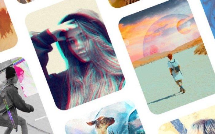 Application Appareil photo Adobe Photoshop
