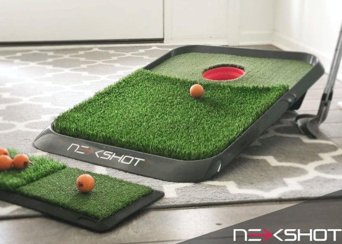 jeu court de golf