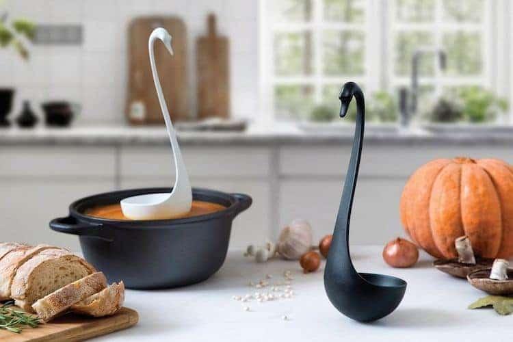 Outils de cuisine créatifs