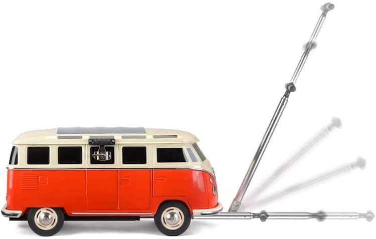 VW Camper Van Cool Box par Board Masters