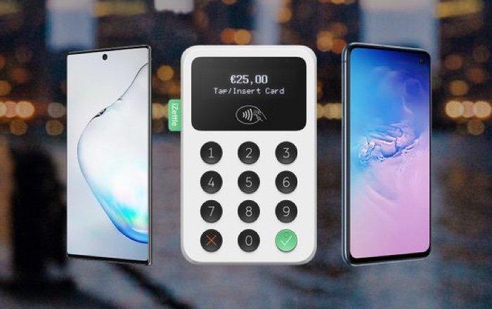 Samsung et iZettle