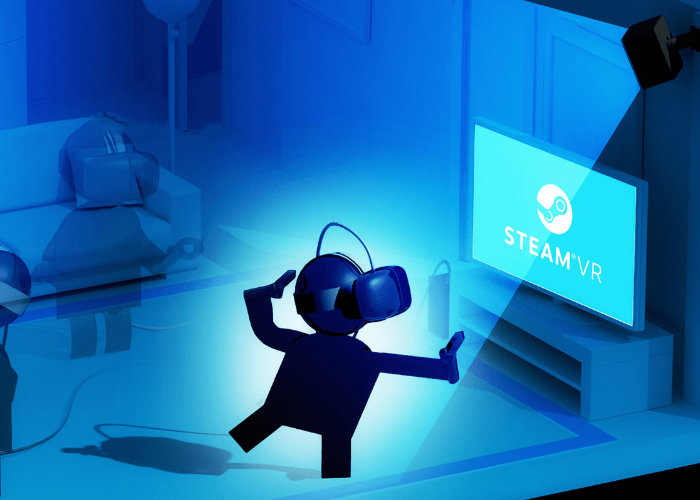 Mise à jour SteamVR