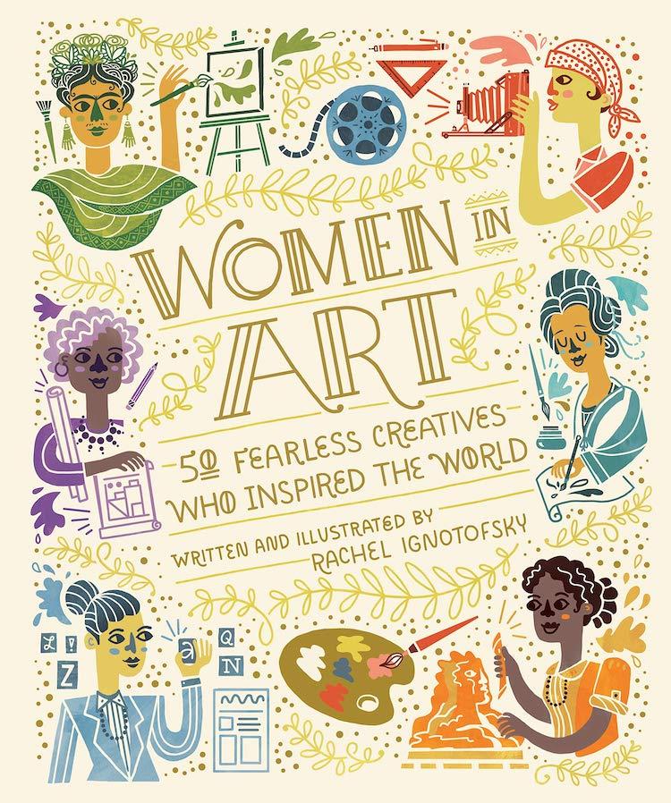 Les femmes dans le livre d'art