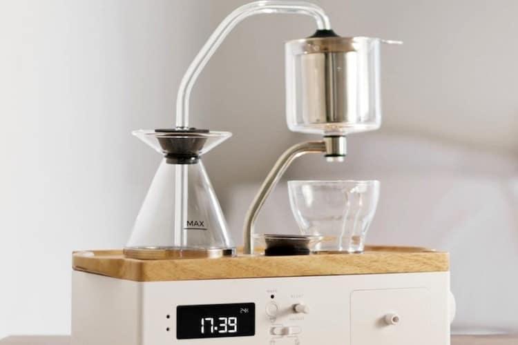 Réveil pour cafetière Barisieur 2.0