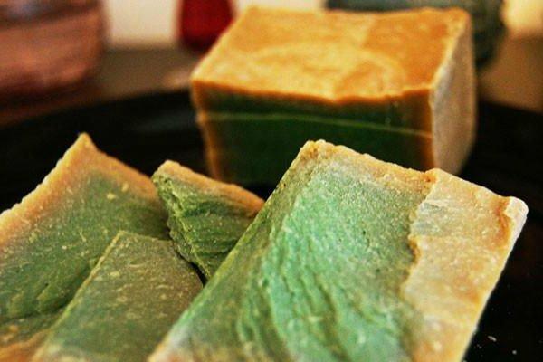comment faire du savon d'alep