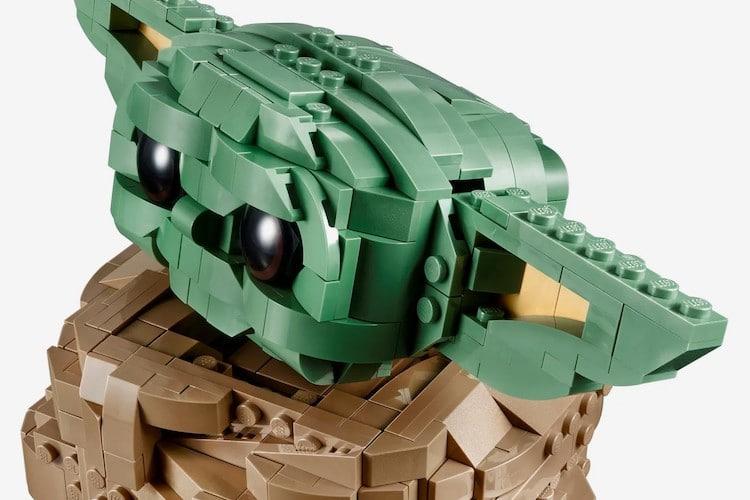 Ensemble LEGO Baby Yoda The Child Star Wars