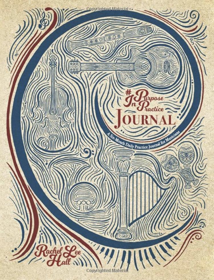 Journal de musique par Rachel Lee Hall