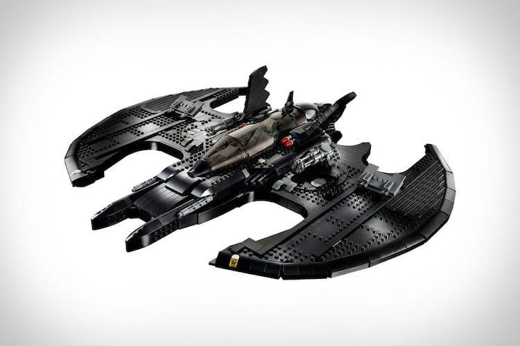 Ensemble LEGO Batwing 1989