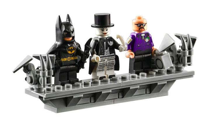 Figurines LEGO Batwing 1989
