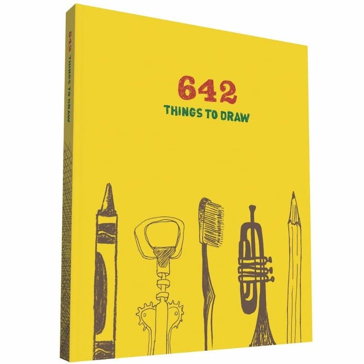 642 choses à dessiner