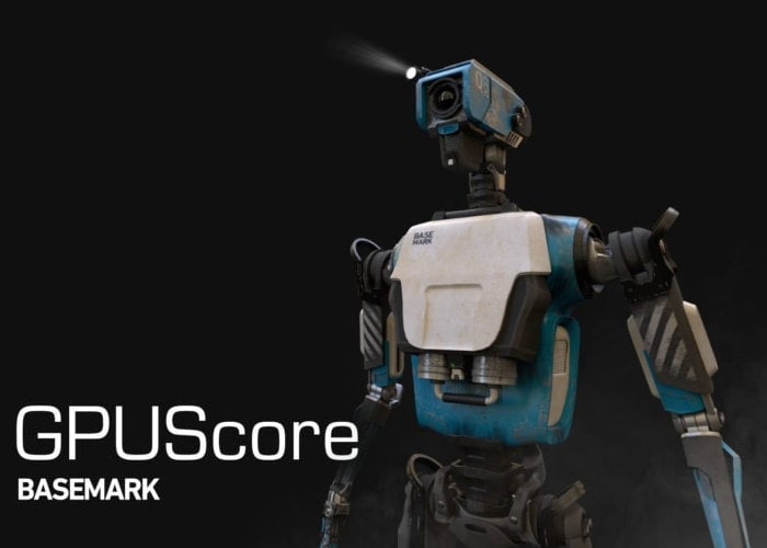 Référence GPUScore Relic of Life de Basemark RayTracing