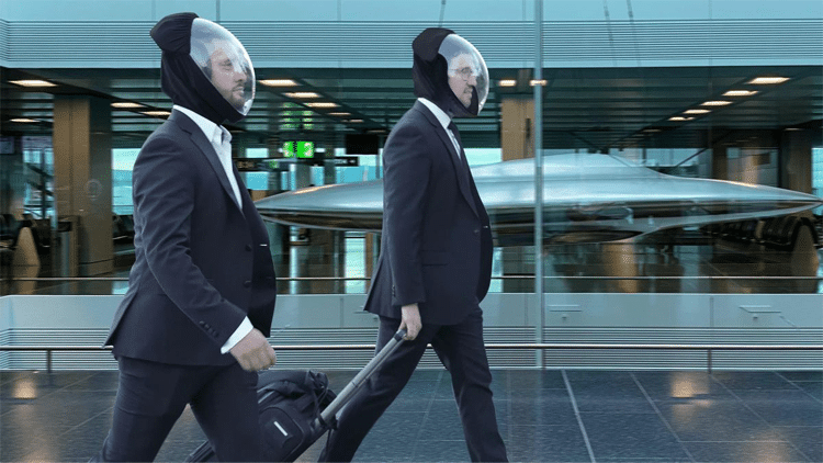 L'air par MicroClimate est utilisé pour la sécurité des aéroports