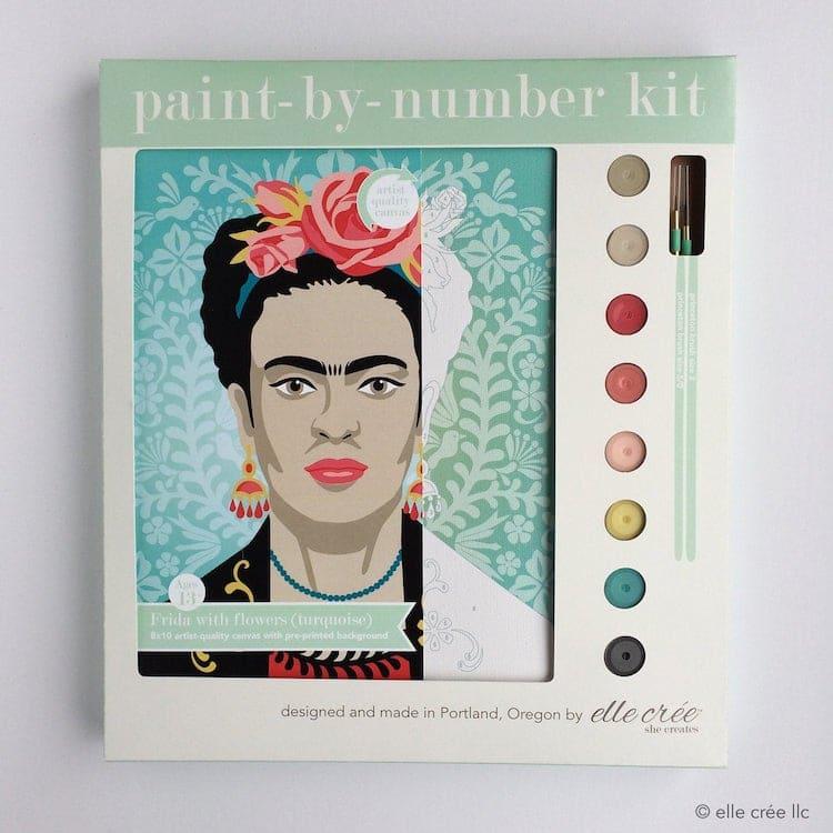 Kit peinture par numéro