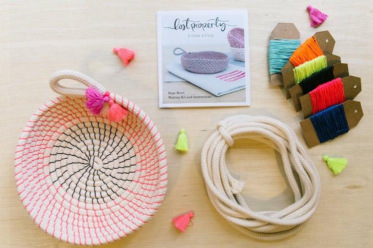 Kit de fabrication de corde