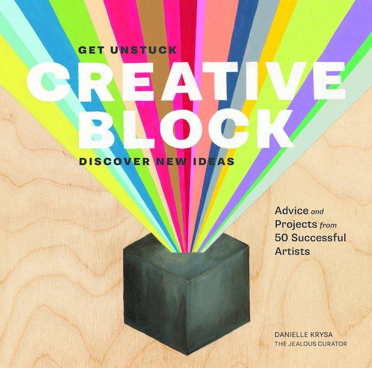 Livre de bloc créatif
